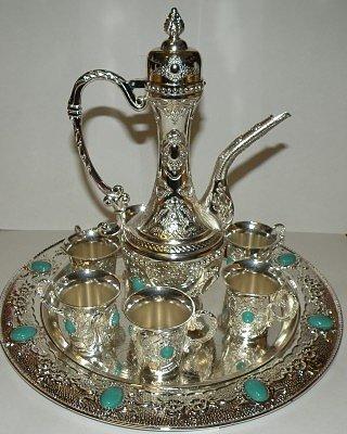 Кофейный набор из Эмиратов